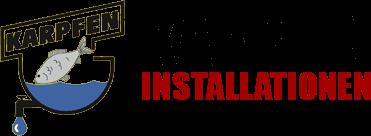 Georg Karpfen Installationen - Logo